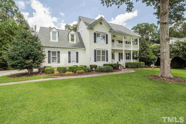 8042 Hogan Drive, Wake Forest, NC 27587 (#2211440) :: The Jim Allen Group