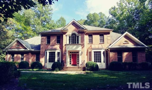 6608 Creek Wood Drive, Chapel Hill, NC 27514 (#2211478) :: Raleigh Cary Realty