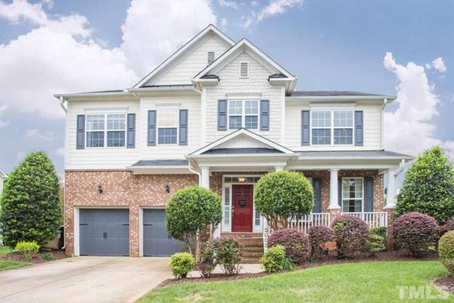 2002 Wolfs Bane Drive, Cary, NC 27539 (#2211511) :: The Abshure Realty Group