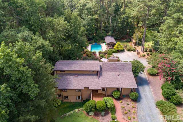 4307 Oak Hill Road, Chapel Hill, NC 27514 (#2211540) :: Rachel Kendall Team