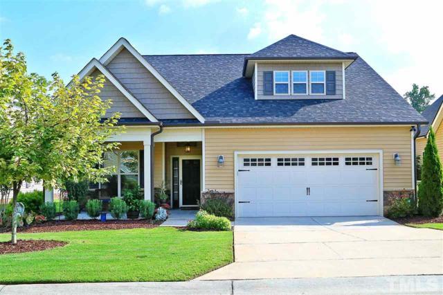 9 Hawthorne Lane, Youngsville, NC 27596 (#2211563) :: Rachel Kendall Team