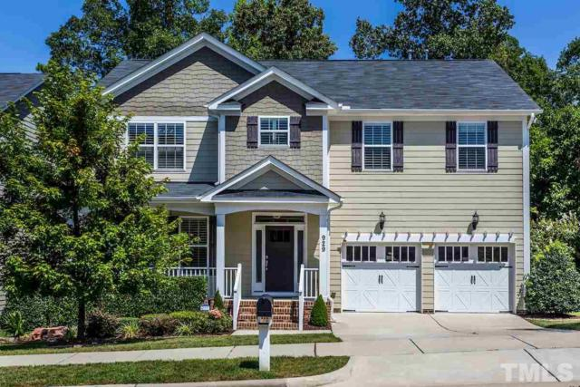 929 Vandalia Drive, Cary, NC 27519 (#2211614) :: The Perry Group