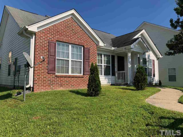 1017 Tellis Drive, Knightdale, NC 27545 (#2211628) :: Raleigh Cary Realty