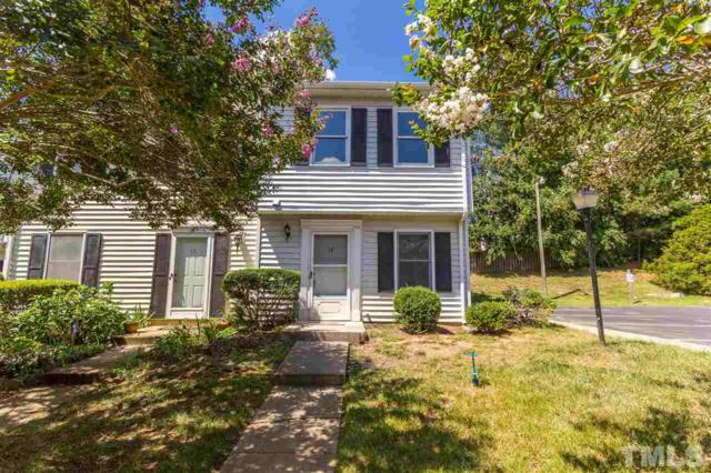 14 Georgetown Court, Durham, NC 27705 (#2211643) :: The Abshure Realty Group