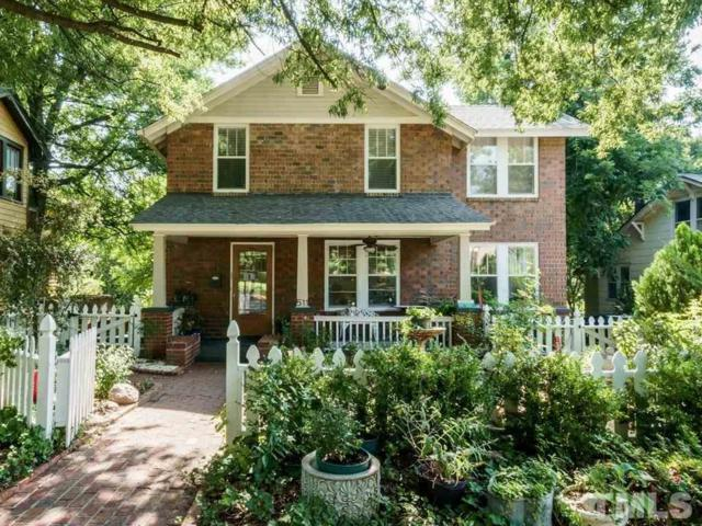 511 Florence Street, Raleigh, NC 27603 (#2211644) :: The Abshure Realty Group