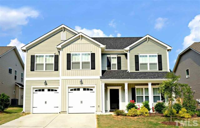 2104 Temple Hills Way, Fuquay Varina, NC 27526 (#2211647) :: Rachel Kendall Team