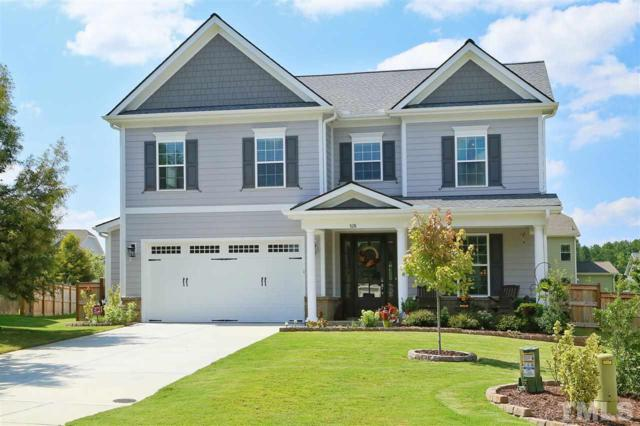 528 Glenville Lake Drive, Fuquay Varina, NC 27526 (#2211649) :: The Abshure Realty Group