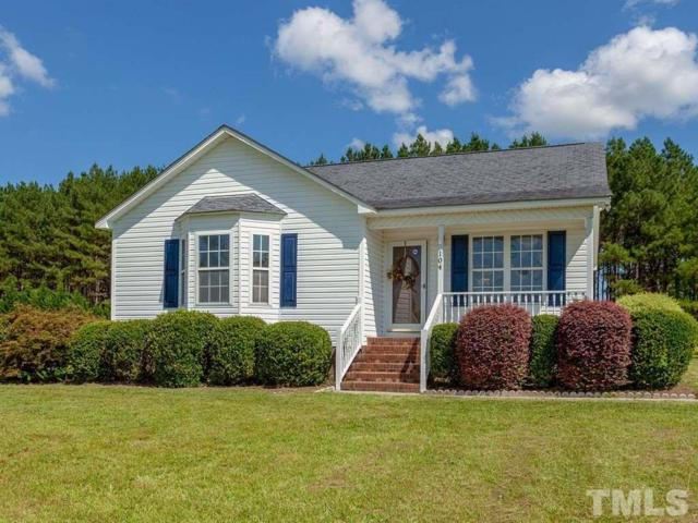 104 Forest Ridge Drive, Willow Spring(s), NC 27592 (#2211660) :: The Jim Allen Group