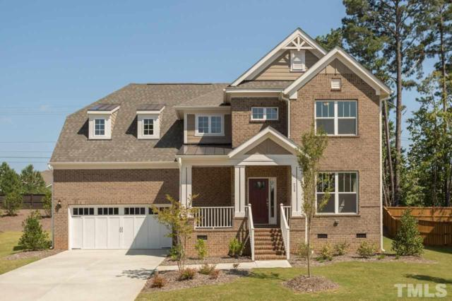 228 Oakmere Drive, Cary, NC 27513 (#2211675) :: The Abshure Realty Group