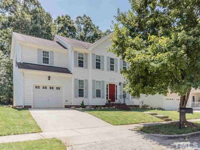 455 Powell Place Lane, Pittsboro, NC 27312 (#2211691) :: Rachel Kendall Team