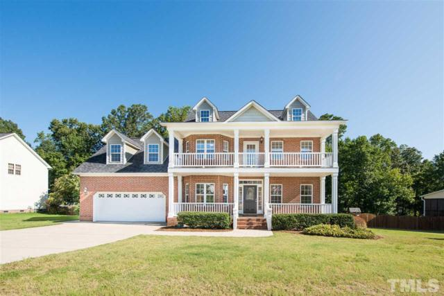 101 Willow Oak Trail, Clayton, NC 27520 (#2211695) :: The Abshure Realty Group