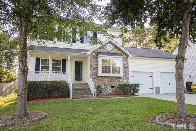 204 Mingocrest Drive, Knightdale, NC 27545 (#2211713) :: The Abshure Realty Group