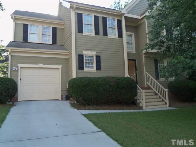 725 Cattail Circle, Raleigh, NC 27610 (#2211716) :: The Abshure Realty Group
