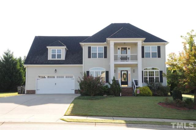 154 Sporting Club Drive, Garner, NC 27529 (#2211722) :: The Abshure Realty Group