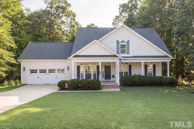 1239 Magnolia Hill Road, Garner, NC 27529 (#2211775) :: The Perry Group