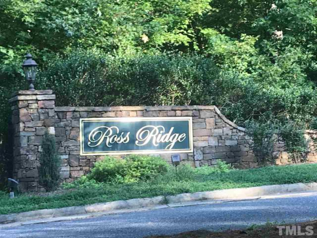17 Ross Drive, Pittsboro, NC 27312 (#2211791) :: Spotlight Realty