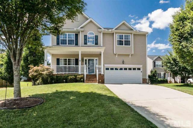 1204 Birkstone Court, Wake Forest, NC 27587 (#2211798) :: The Abshure Realty Group