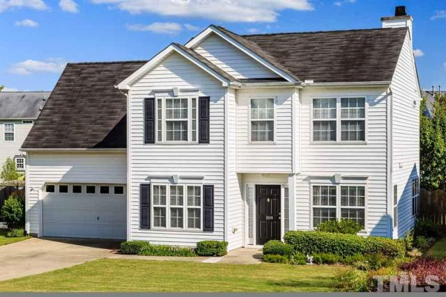 108 Downing Bluff Drive, Morrisville, NC 27560 (#2211814) :: RE/MAX Real Estate Service
