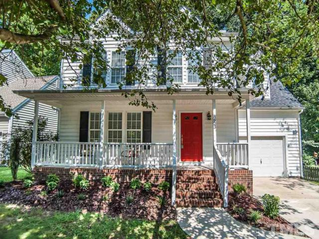8623 Carileph Court, Raleigh, NC 27615 (#2211815) :: Raleigh Cary Realty