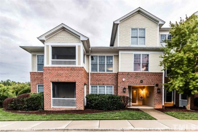 824 Waterford Lake Drive #800, Cary, NC 27519 (#2211817) :: Rachel Kendall Team
