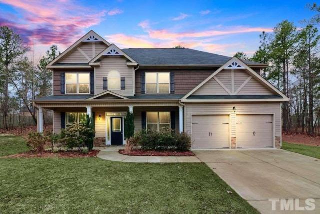 251 Skycroft Drive, Sanford, NC 27332 (#2211854) :: Raleigh Cary Realty