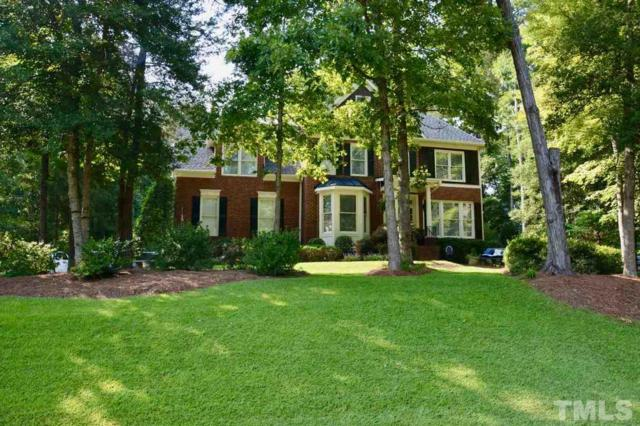 6232 Hilbert Ridge Drive, Holly Springs, NC 27540 (#2211963) :: The Abshure Realty Group