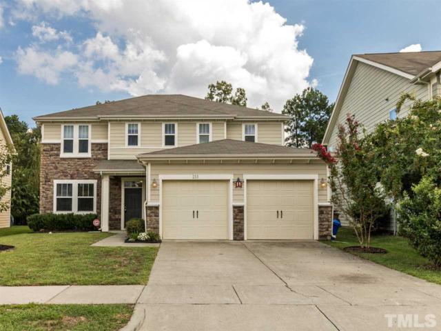 253 Seymour Place, Cary, NC 27519 (#2211965) :: Raleigh Cary Realty