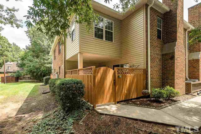 497 Summerwalk Circle #497, Chapel Hill, NC 27517 (#2211989) :: Raleigh Cary Realty