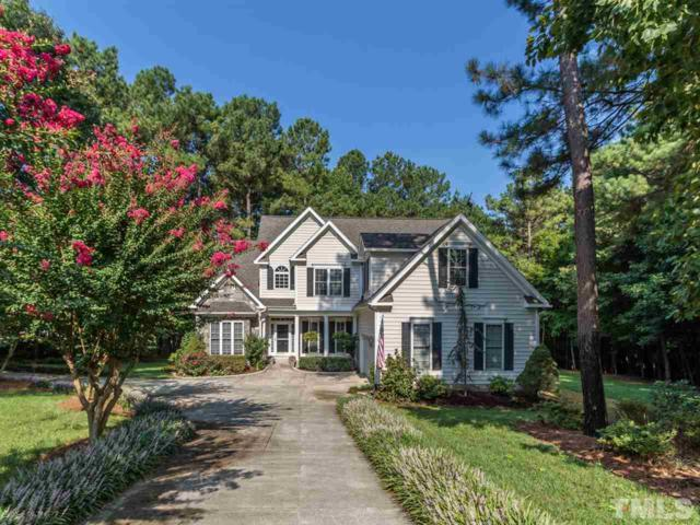 75 Woodcroft Drive, Youngsville, NC 27596 (#2211992) :: The Abshure Realty Group
