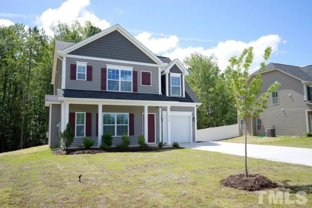 127 Douglas Fir Place, Clayton, NC 27520 (#2211998) :: The Perry Group