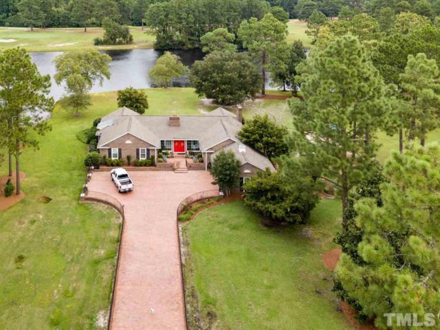 1315 Country Club Road, Salemburg, NC 28385 (#2212031) :: The Perry Group