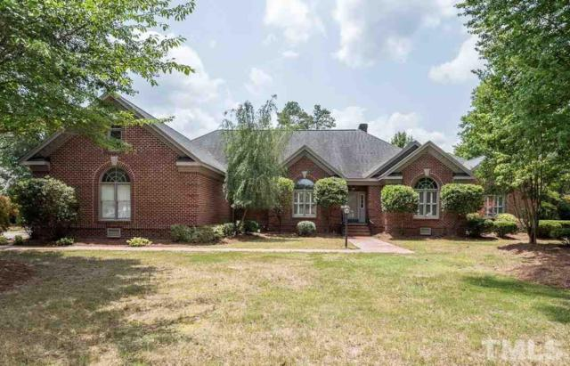 3307 Queensferry Drive, Wilson, NC 27896 (#2212046) :: The Abshure Realty Group