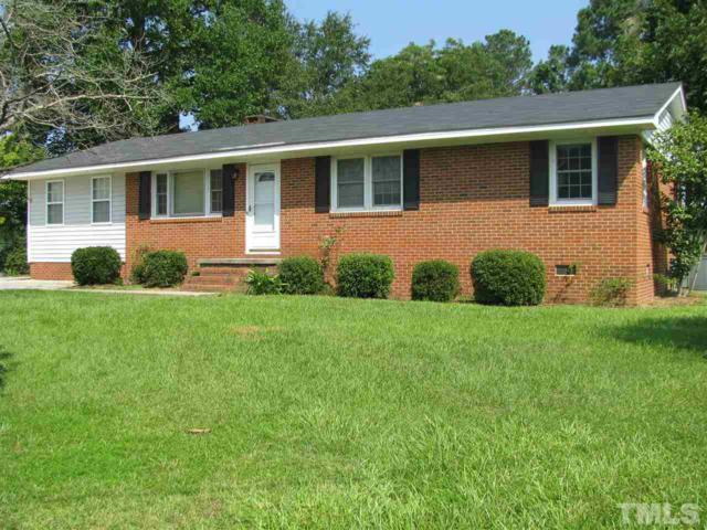 105 May Street, Dunn, NC 28334 (#2212083) :: Rachel Kendall Team