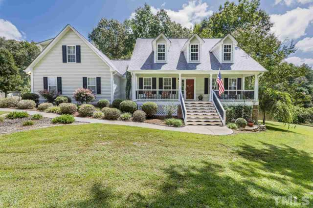 177 Saddle Ridge Drive, Willow Spring(s), NC 27592 (#2212098) :: Raleigh Cary Realty