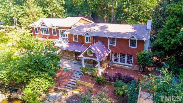 1821 Rolling Road, Chapel Hill, NC 27514 (#2212126) :: The Jim Allen Group