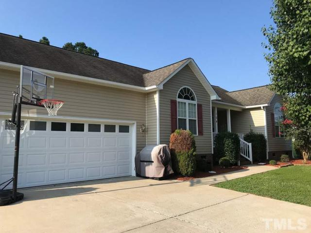 154 Santa Gertrudis Drive, Clayton, NC 27520 (#2212133) :: The Jim Allen Group