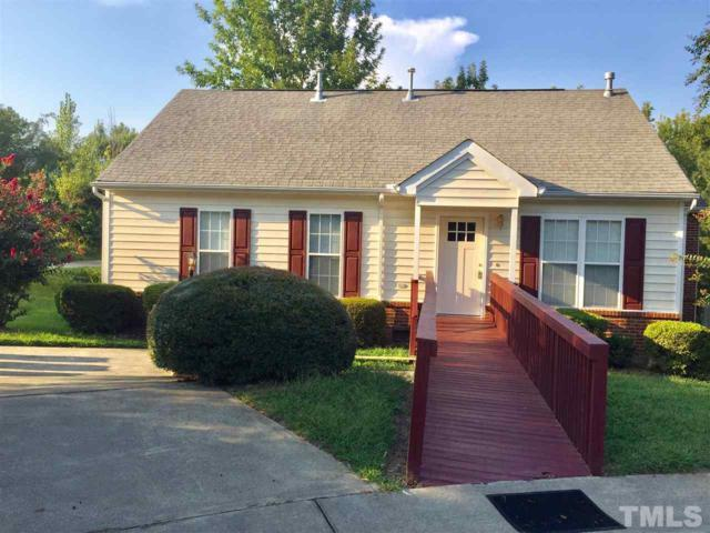 6409 Forest Ridge Drive, Durham, NC 27713 (#2212156) :: The Jim Allen Group