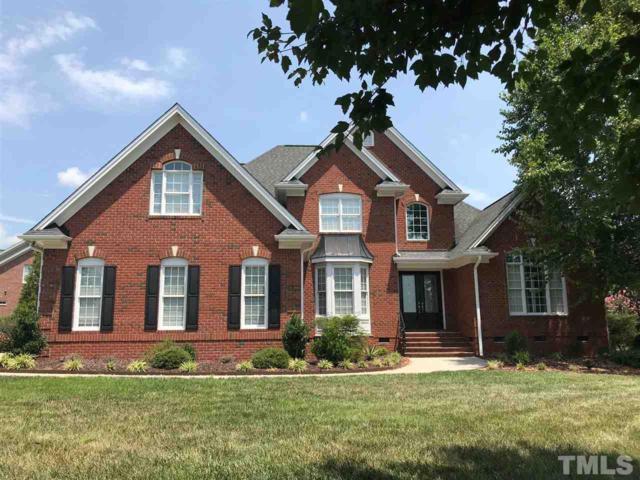 90 Meridian Drive, Garner, NC 27529 (#2212170) :: Raleigh Cary Realty