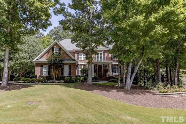 3741 Knollcreek Drive, Apex, NC 27539 (#2212183) :: The Abshure Realty Group