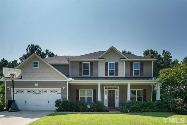 157 Winston Pointe Drive, Clayton, NC 27520 (#2212184) :: The Abshure Realty Group