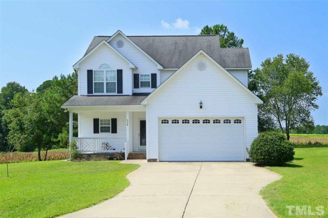 256 Summer Place Court, Clayton, NC 27527 (#2212198) :: The Abshure Realty Group