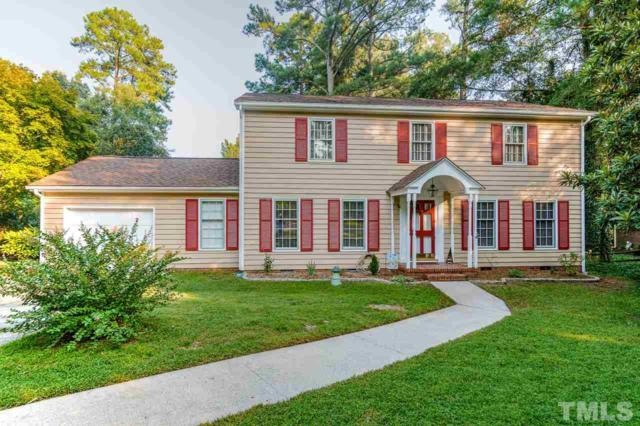 2009 Ryerson Drive, Garner, NC 27529 (#2212220) :: The Abshure Realty Group