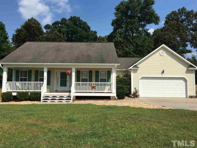 264 Hornbeam Lane, Willow Spring(s), NC 27592 (#2212259) :: The Abshure Realty Group