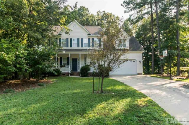 259 Worthington Court, Clayton, NC 27527 (#2212260) :: Rachel Kendall Team