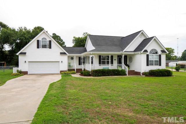 106 Moss Hill Drive, Goldsboro, NC 27530 (#2212355) :: The Jim Allen Group
