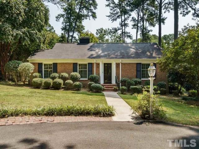 3208 Craven Drive, Raleigh, NC 27609 (#2212378) :: Marti Hampton Team - Re/Max One Realty