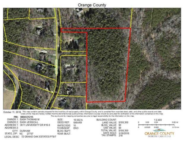 000 Grand Oak Drive, Hillsborough, NC 27278 (#2212385) :: The Perry Group
