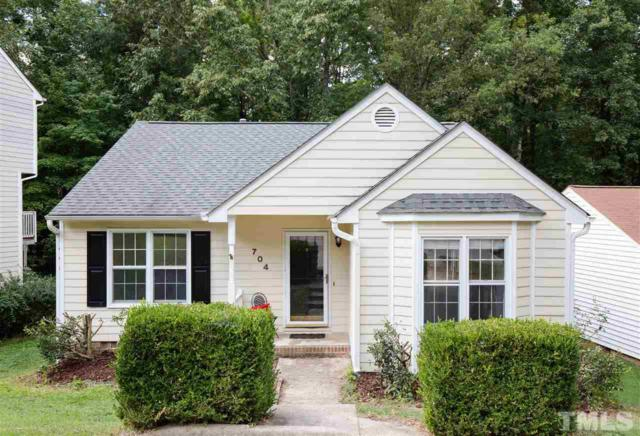 704 Cross Timbers Drive, Durham, NC 27713 (#2212394) :: The Abshure Realty Group