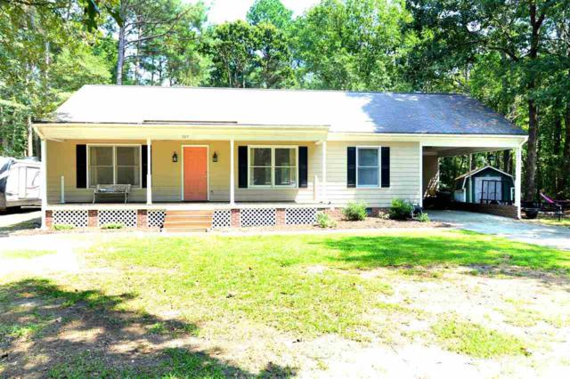 105 Agona Place, Goldsboro, NC 27530 (#2212401) :: The Perry Group