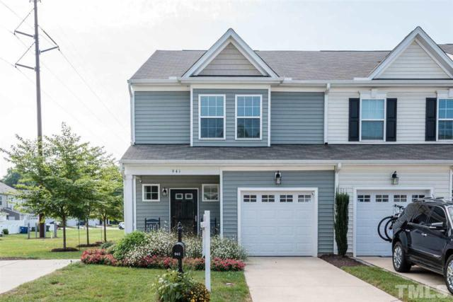 941 Consortium Drive, Raleigh, NC 27603 (#2212422) :: Raleigh Cary Realty